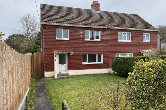 Thumbnail Semi-detached house for sale in Gelli Newydd, Golden Grove, Carmarthen