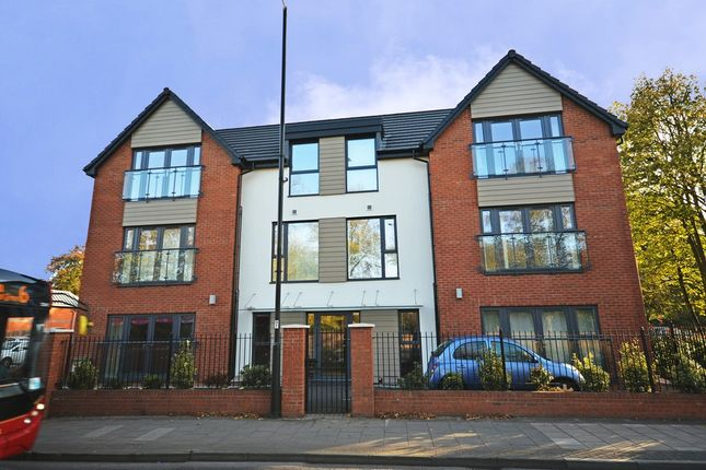 Thumbnail Flat to rent in Stratford Road, Shirley, Solihull