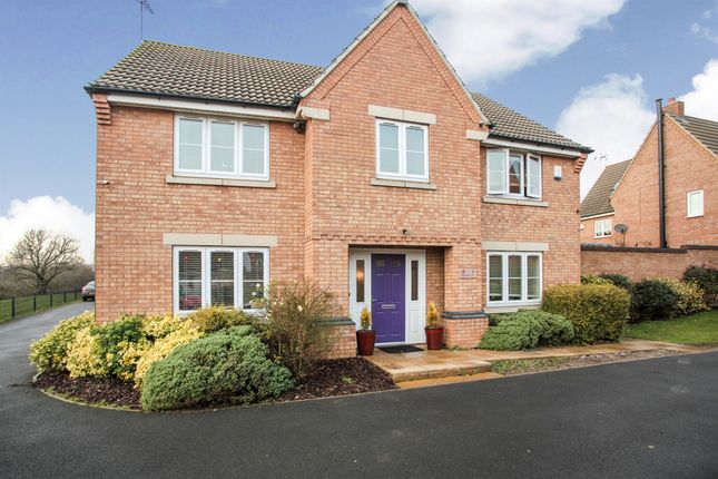 4 bed detached house for sale in Tythbarn Leys, Rugby