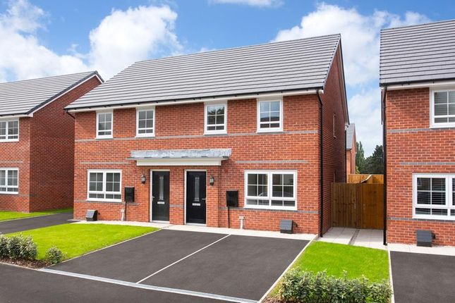 "Thumbnail 3 bed end terrace house for sale in ""Maidstone"" at Carters Lane, Kiln Farm, Milton Keynes"