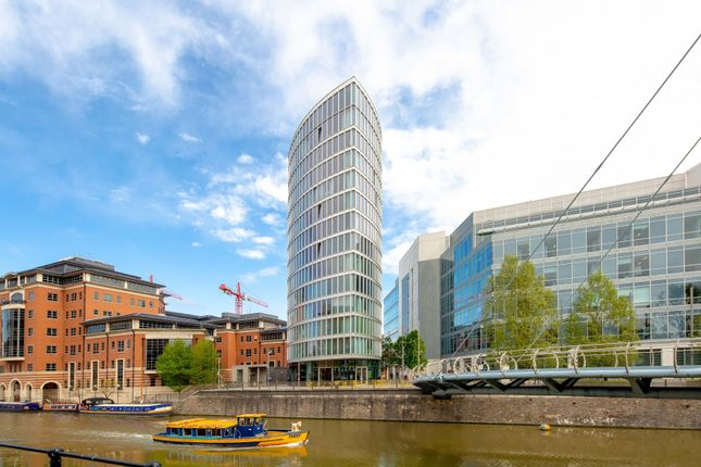 Thumbnail Flat for sale in Glass Wharf, St. Philips, Bristol
