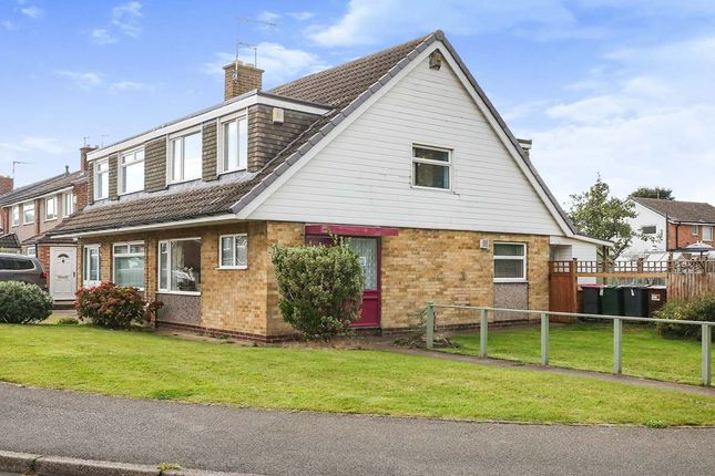 3 bed semi-detached house for sale in Devonshire Drive, North Anston, Sheffield, South Yorkshire S25