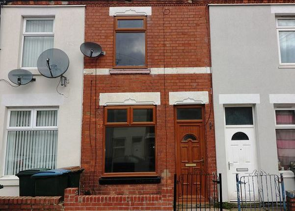 Thumbnail Terraced house to rent in Oliver Street, Coventry, 5