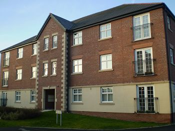 Thumbnail Flat to rent in Kings Court, Middlewich