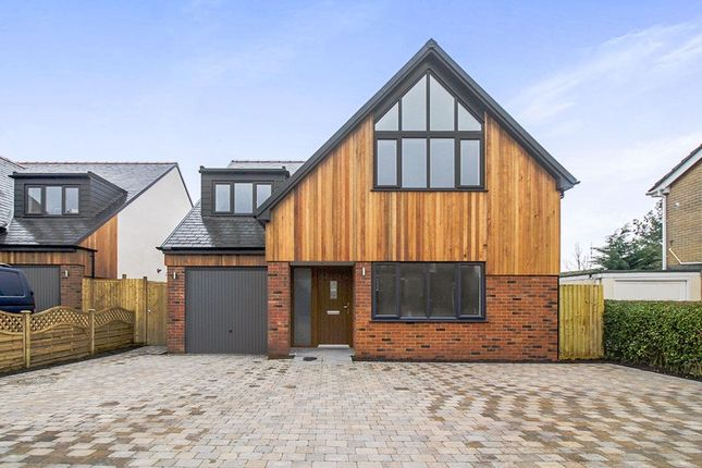 Thumbnail Detached house to rent in Palace Hey, Ness, Neston