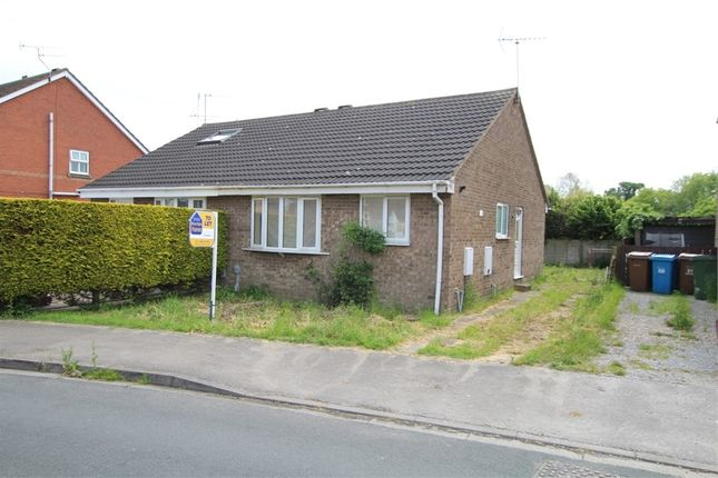 Thumbnail Semi-detached bungalow to rent in Greville Road, Hedon, Hull, East Riding Of Yorkshire