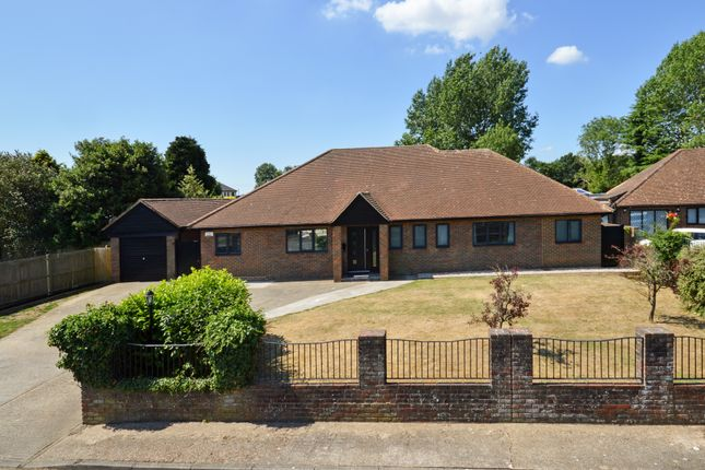 Thumbnail Detached bungalow for sale in Chislett Close, Sellindge, Kent