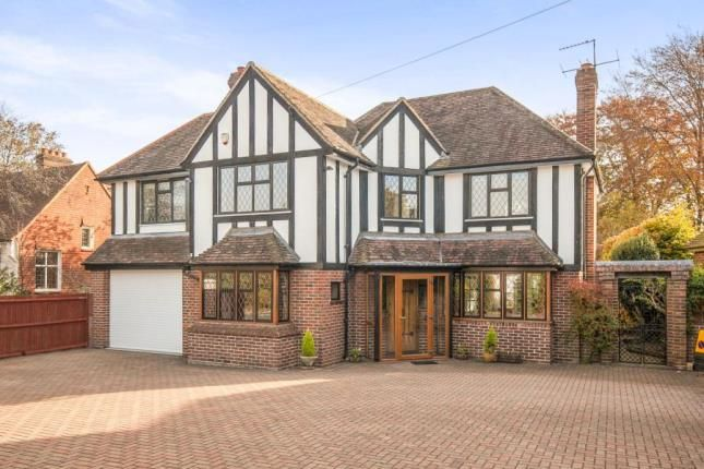 Thumbnail Detached house for sale in Epsom, Surrey