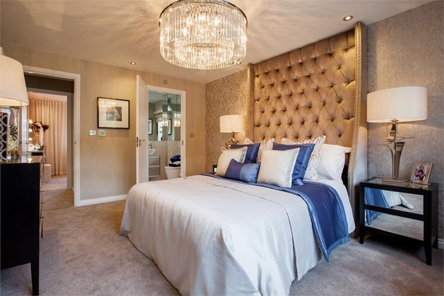 "4 bedroom detached house for sale in ""The Chadwick"" at Low Lane, Acklam, Middlesbrough"