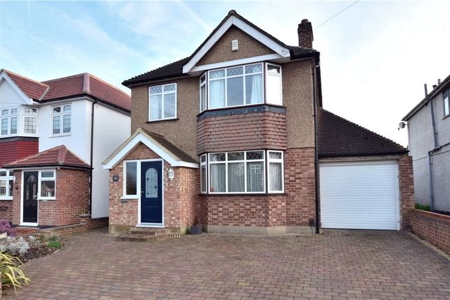 Front of Angle Close, Hillingdon, Middlesex UB10