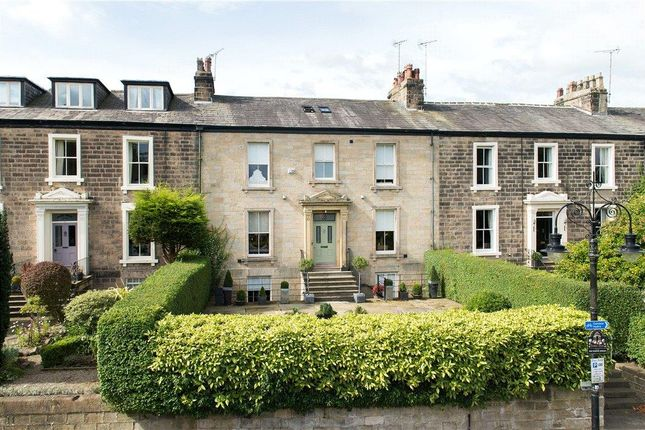 Thumbnail Terraced house for sale in Swan Road, Harrogate, North Yorkshire