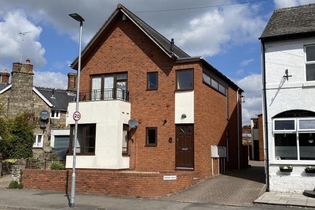 2 bed flat for sale in Parish Mews, Eign Road, Hereford HR1
