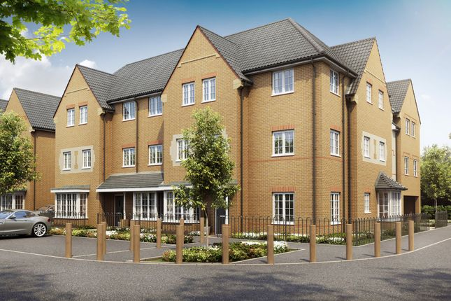 "Thumbnail Flat for sale in ""Raven Court"" at Bolsover Road, Worthing"
