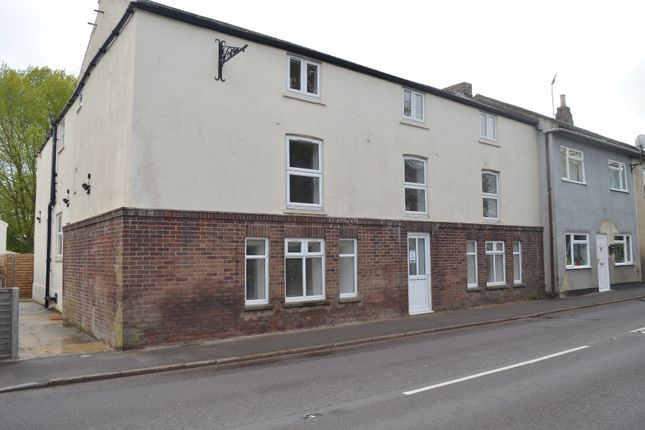 Thumbnail Flat to rent in Wisbech Road, Outwell