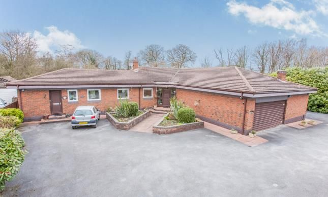 Thumbnail Bungalow for sale in Wetherby Road, Scarcroft, Leeds, West Yorkshire