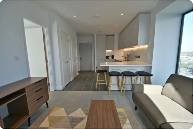 Thumbnail Flat to rent in Bury Street, Apartment 1311, Manchester