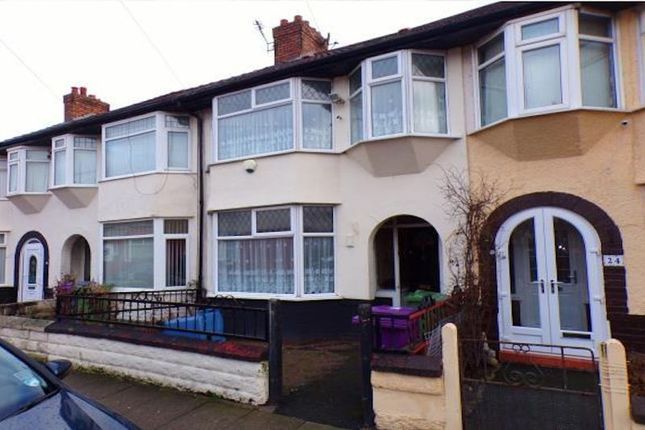 Terraced house for sale in Doric Road, Stoneycroft, Liverpool