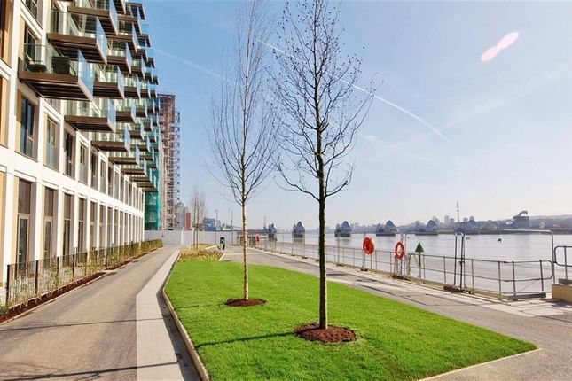 Thumbnail Flat for sale in Latitude House, Royal Wharf, Royal Docks, London