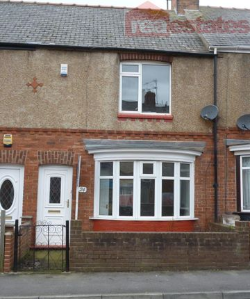 Thumbnail Terraced house to rent in Frances Terrace, Bishop Auckland