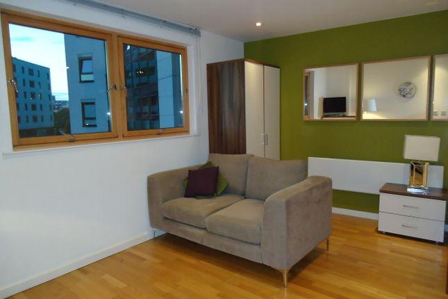 Studio to rent in Marsh Lane, Leeds