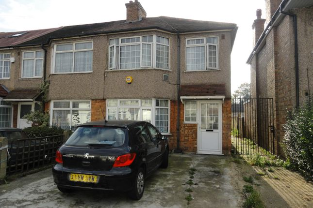 Thumbnail End terrace house for sale in Clifford Road, Hounslow