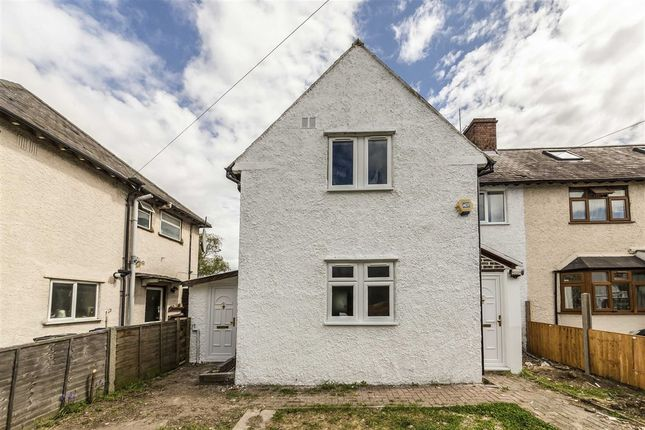 Thumbnail Flat to rent in Canada Road, London