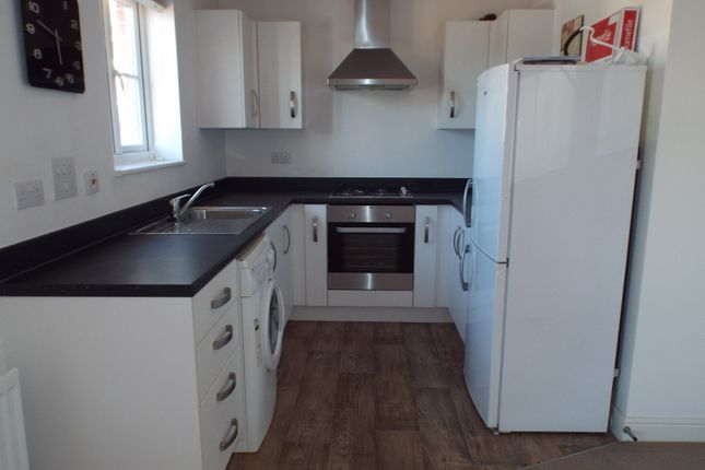 Thumbnail Flat for sale in Clos Maes Rhedyn, Gorslas, Llanelli