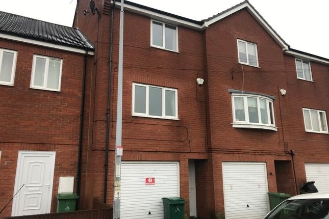 Thumbnail Terraced house to rent in Harrington Street, Cleethorpes