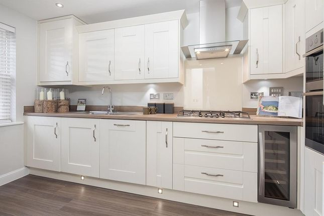 """Thumbnail End terrace house for sale in """"Norbury"""" at Chudleigh Road, Alphington, Exeter"""