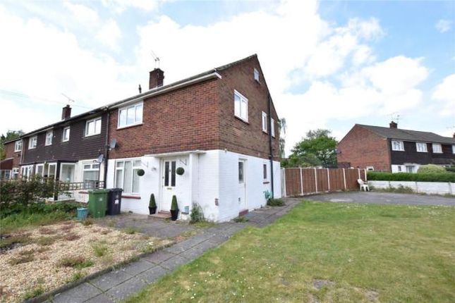 End terrace house to rent in Bracknell Road, Camberley