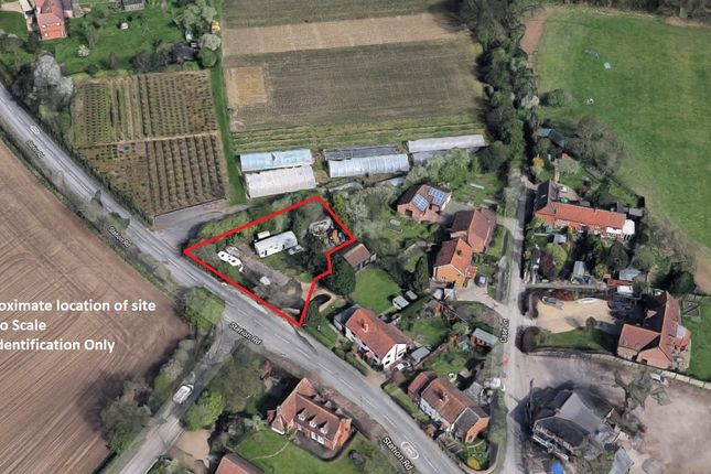 Thumbnail Land for sale in Capel Road, Bentley, Ipswich