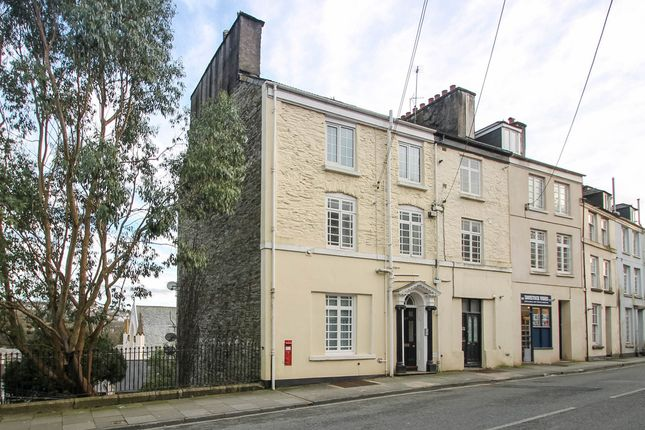 Thumbnail Flat for sale in Town Steps, West Street, Tavistock