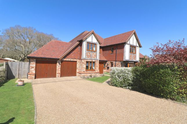 Thumbnail Detached house for sale in Old Harrier Close, Bexhill-On-Sea, East Sussex