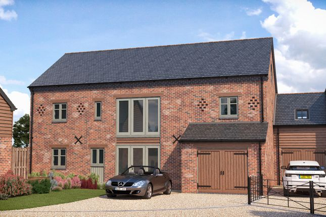 Thumbnail Link-detached house for sale in New Farm Court, Tilston Road, Malpas