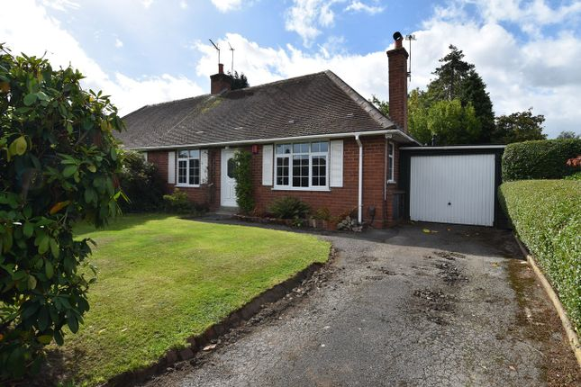 Thumbnail Bungalow for sale in Middle Park Road, Bournville Village Trust, Selly Oak