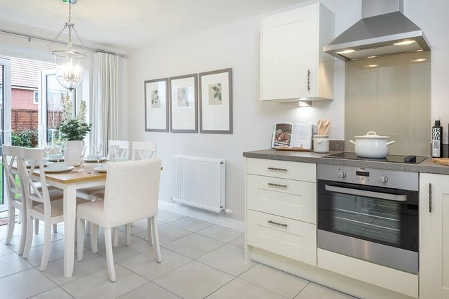"""Thumbnail Semi-detached house for sale in """"Buchanan"""" at Southern Cross, Wixams, Bedford"""