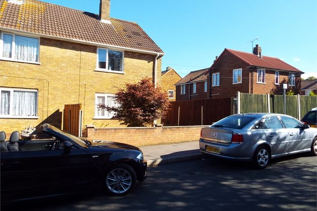 Thumbnail Semi-detached house for sale in Eastling Close, Twydall, Kent.