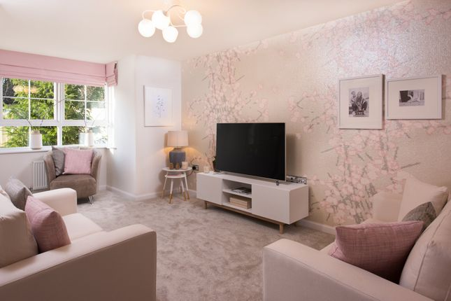 """Thumbnail Detached house for sale in """"Derwent"""" at Rydal Terrace, North Gosforth, Newcastle Upon Tyne"""