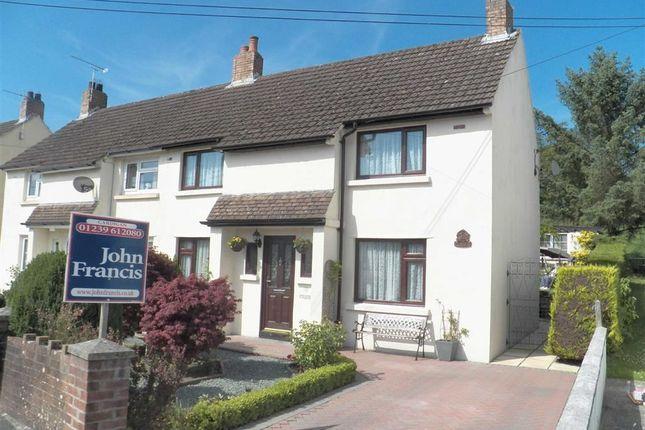Thumbnail Semi-detached house for sale in Glanawmor Close, Cenarth, Newcastle Emlyn
