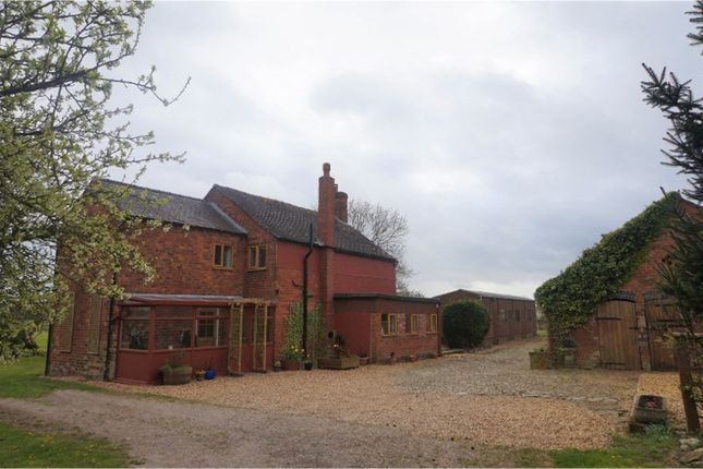 Thumbnail Detached house for sale in Ossage Lane, Whitchurch