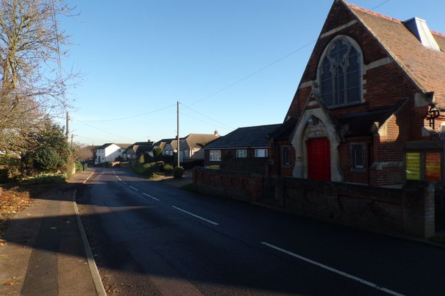 Street View of School Lane, Higham, Rochester ME3