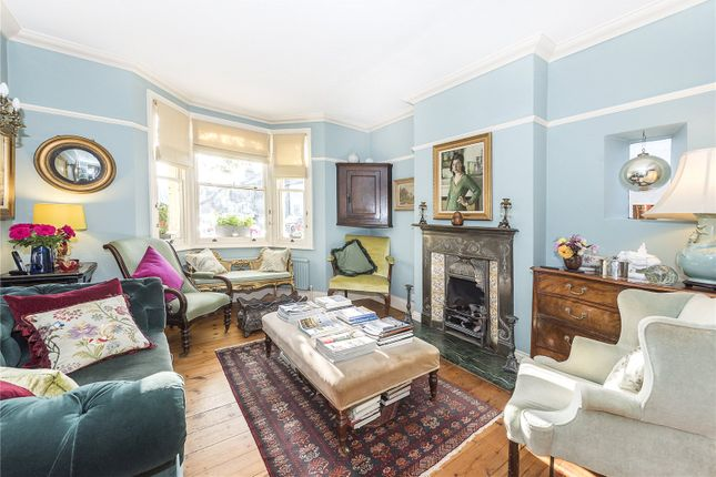 Thumbnail End terrace house for sale in Haliburton Road, Twickenham
