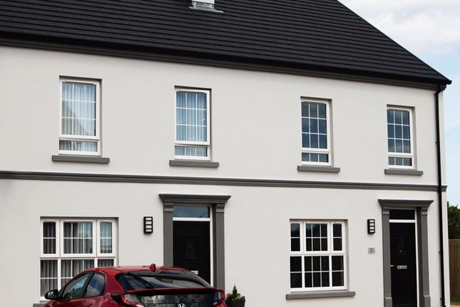 Thumbnail Semi-detached house for sale in Calendine Wilds, Dungannon