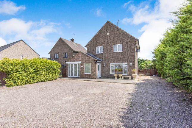 Thumbnail Detached house for sale in Doncaster Road, Askern, Doncaster