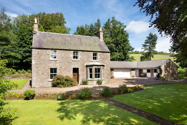 Thumbnail Detached house for sale in Bonchester Bridge, Hawick