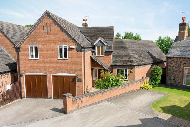 Thumbnail Detached house for sale in Causeway Lane, Cropston, Leicester
