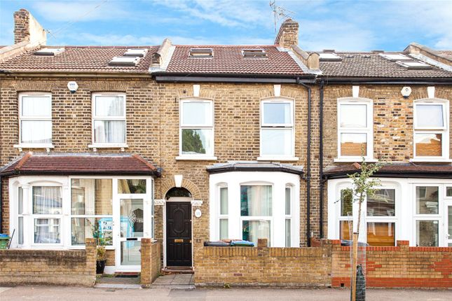 Thumbnail Terraced house for sale in Downsell Road, Stratford, London