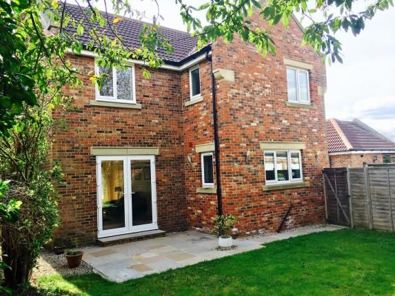 Thumbnail Detached house for sale in Springfield Garden, Stokesley, Middlesbrough, North Yorkshire