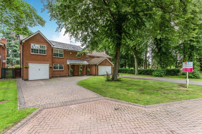 Thumbnail Detached house for sale in Madison Drive, Bawtry, Doncaster