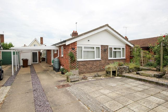 Thumbnail Detached bungalow for sale in Pine Close, Ormesby, Great Yarmouth